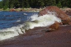 Волны Финского залива 2