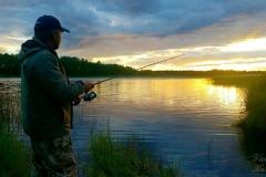 Я рыболов