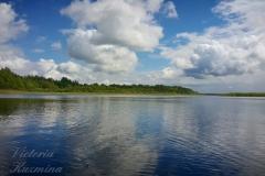 вальковское озеро