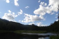 Красивое небо