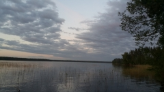 Высокинское озеро 11.06.2015