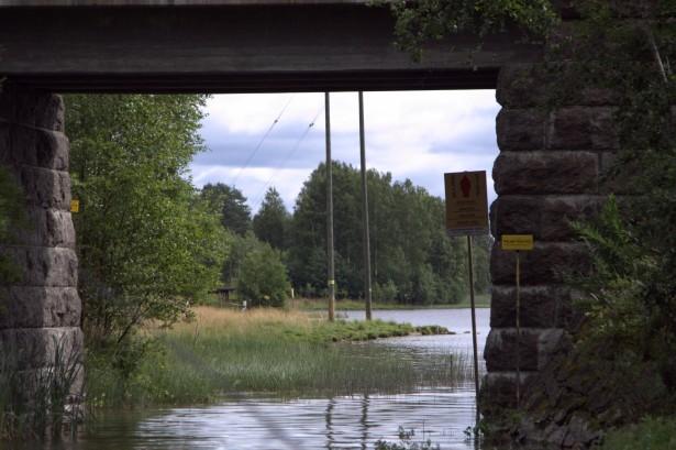 погранзона в Финляндии