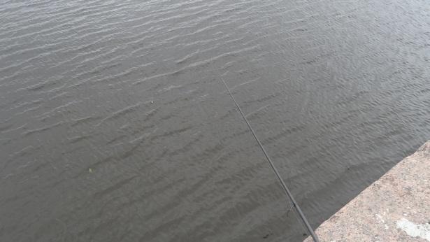 рыбалка в Шлиссельбурге