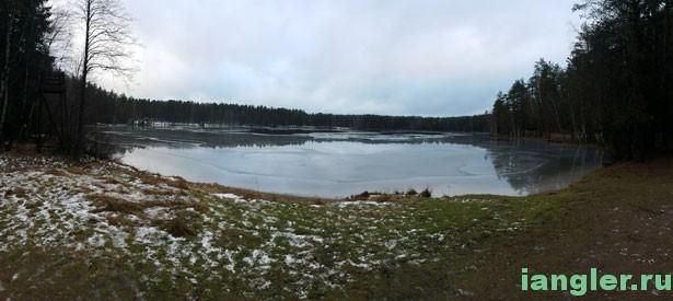 озеро Монетка