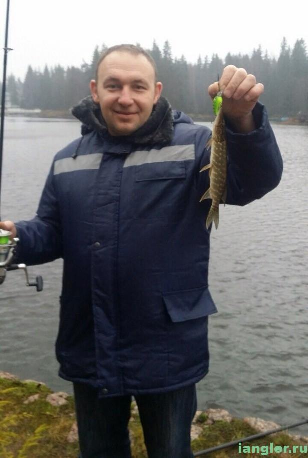 рыбалка на базе
