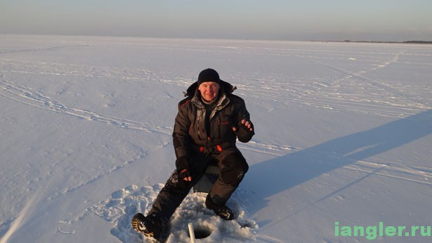 Рыболов Юрий Кузьмин