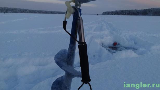 Багорик для вытаскивания рыбы