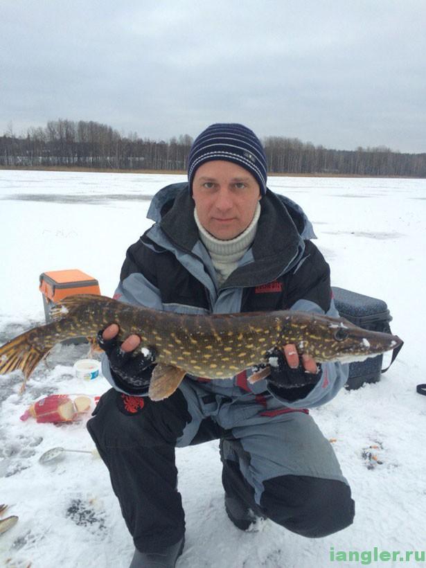 Сергей с рыбой