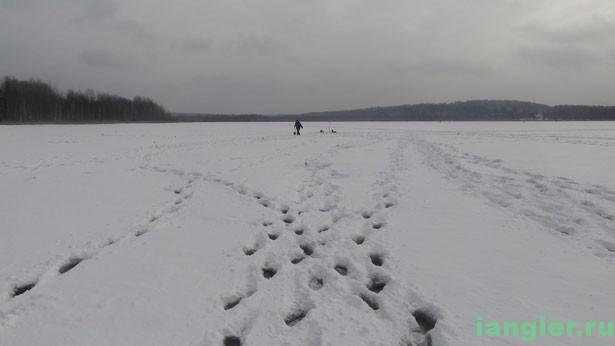 Жерлицы на озере
