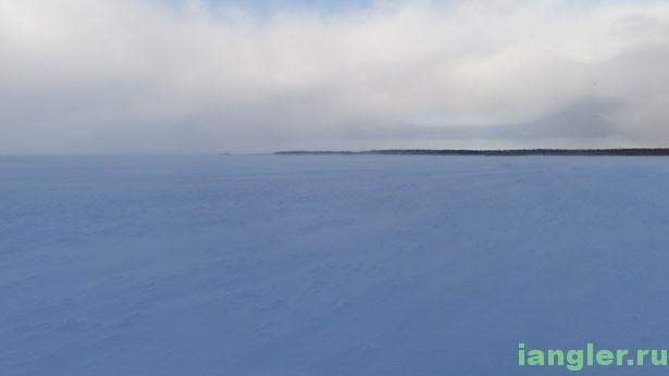 Ветер на льду