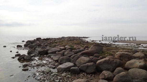 Каменная гряда в Репино