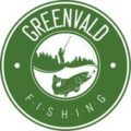 Логотип GREENVALD Fishing