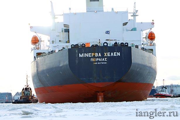 Корабль MINEPBA-XELEN
