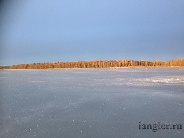 озеро в лен области