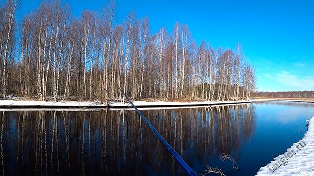 река в ленобласти