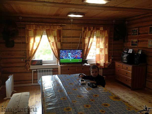 Комната в гостевом домике