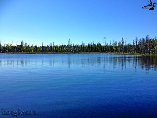 Озеро Гобилампи