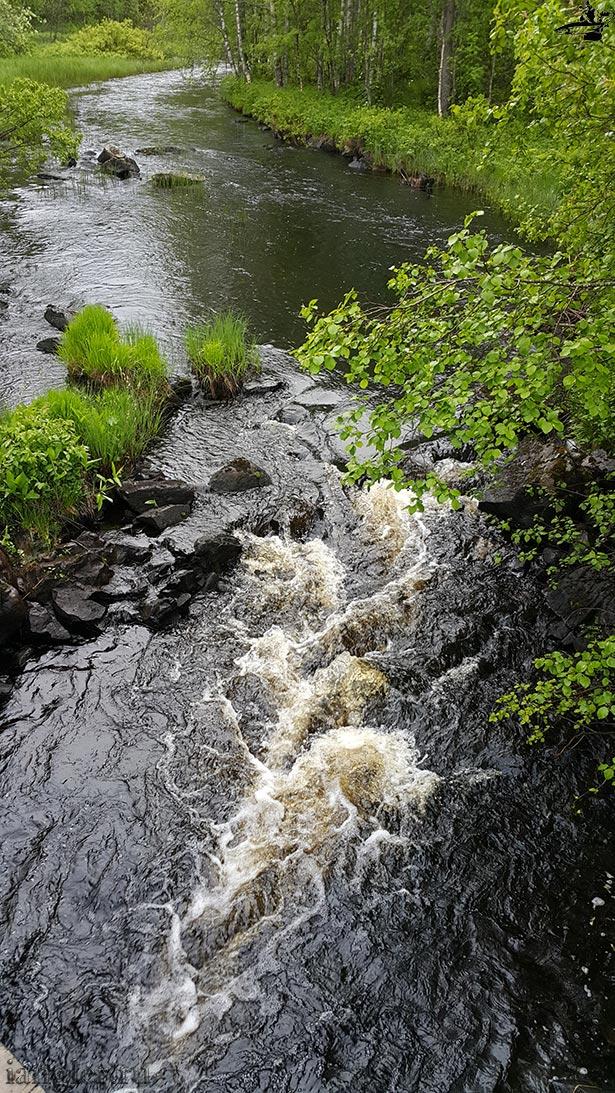 Река гормозерка